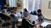 Top young chess players compete in fun March tournament