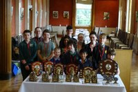 Chris Lyttle invites top youngsters to Stormont Chess Award Ceremony