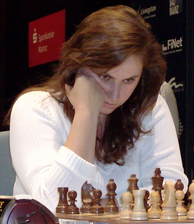 Judit Polgar Talk