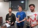 Report - Ulster Championships 2016, Europa Hotel Belfast
