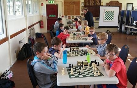 Plenty of Chess at the 2016 Summer School