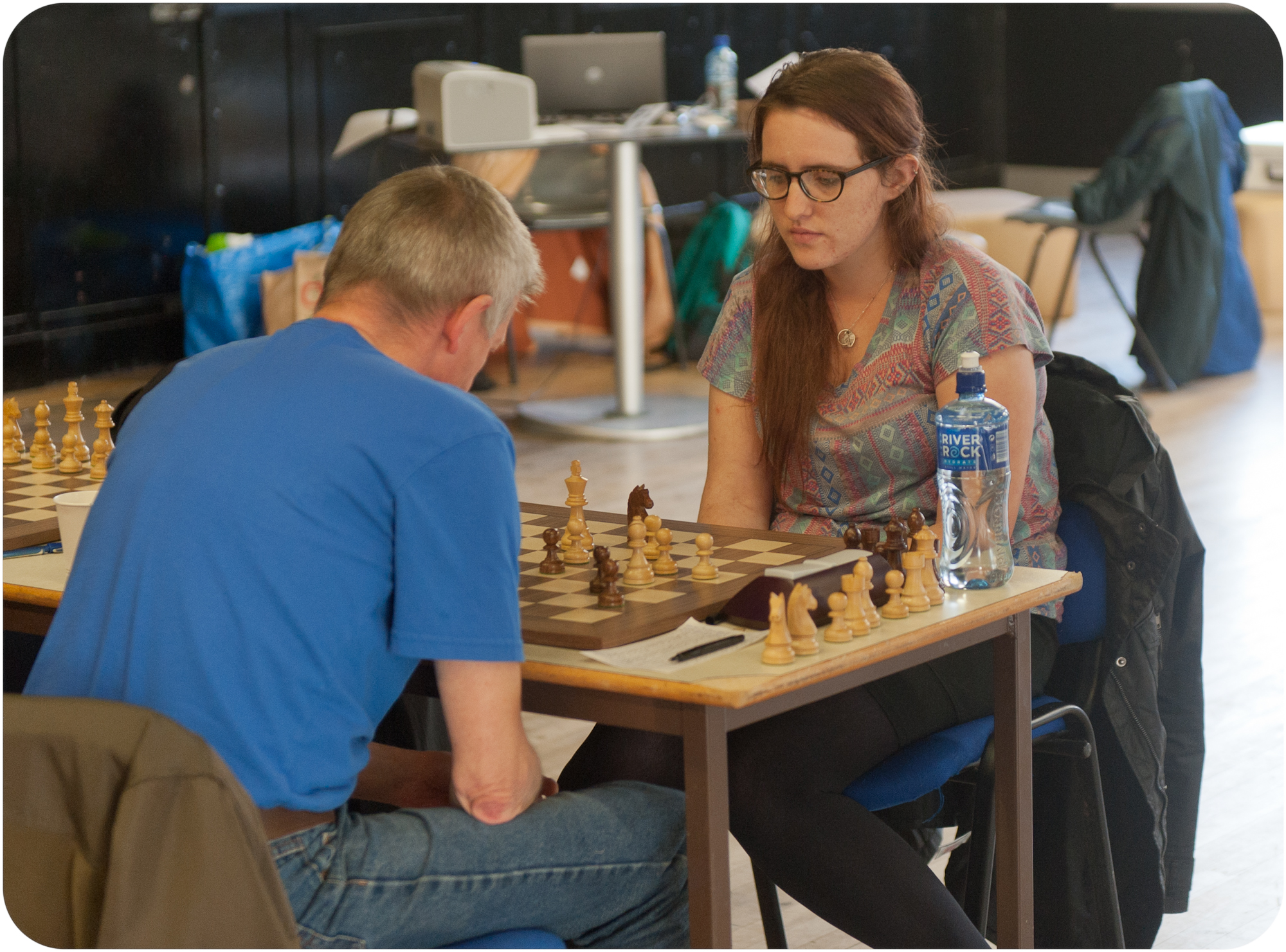 The Ulster Masters took place on  14th-16th October at Queens University