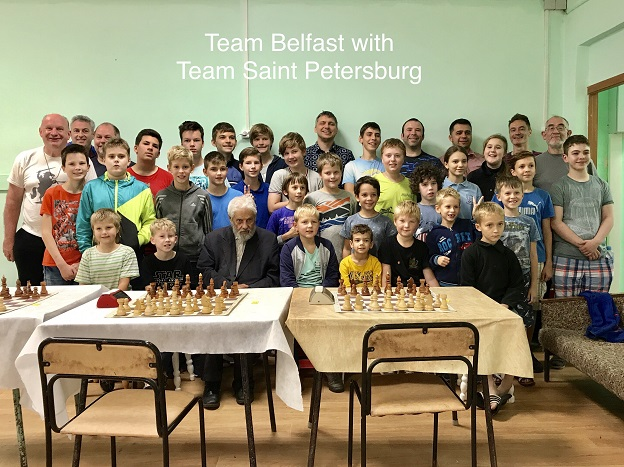 St Petersburg v Belfast match report