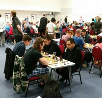 The Ulster Champion Stephen Rush plays in the British Championships