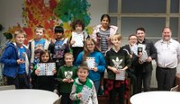 The first Childrens Chess Tournament for 2017/18
