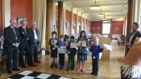The final standings of the Childrens Chess Grandprix 2018