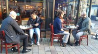 Another brilliant evening of Culture, Coffee and Chess