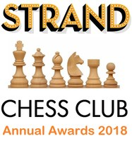 Strand Chess Club announces annual awards