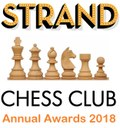 Strand Chess Club announces annual awards