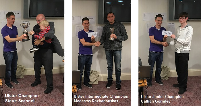 Ulster Chess Championships 2017