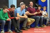 Ross Harris awarded National Arbiter title