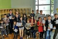 Delancey UK Chess Challenge Northern Ireland Megafinal 2019