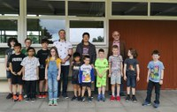 Summer School a brilliant 3 days of chess endings
