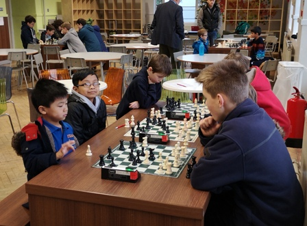 The Schools Ulster Championship 2018/19 the results — Ulster Chess Union