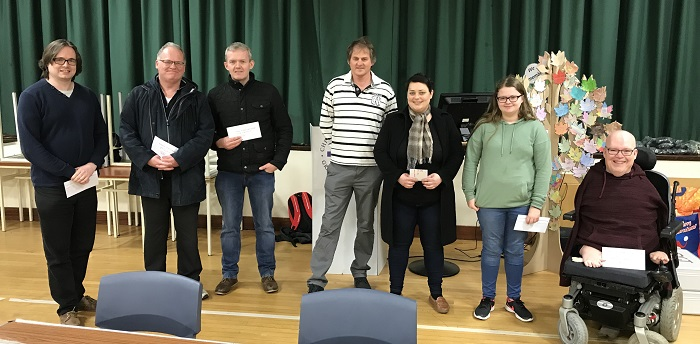 Another Brilliant Omagh Championship Rapidplay - November 24th