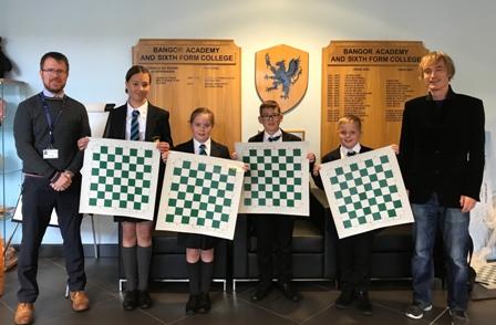 Bangor Academy launches chess club