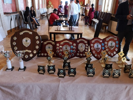 Final Standings for the 2020 Childrens Chess Grandprix