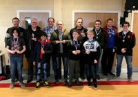 Greenisland buzzes with speed chess extravaganza