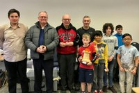 SECOND LISBURN CHESS BLITZ AND BULLET - 12TH OCTOBER 2019