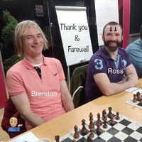 Farewell from Ross and Brendan