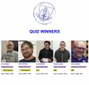 QUIZ WINNERS + SUPPORTING EACH OTHER + INVENTORY OF ONLINE USERNAMES