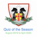 Ulster Chess Union Quiz of the Season 2019-2020