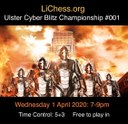 Ulster Cyber Blitz Championship #001