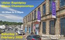 CHESS: Current entry list for Newry: Sat 1 Feb 2020, 10:30am check-in
