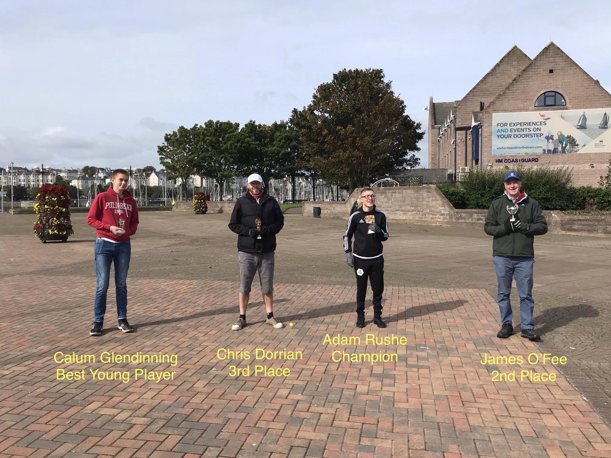 Bangor Marina Outdoor Blitz Championship 2020