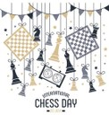 July 20th Today is International Chess Day