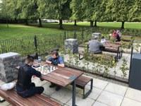 Outdoor Autumn Blitz Chess Championship at Stormont Estate, Belfast