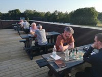 Week 12 and the second week of face to face Chess at the Summer 2021 tournament