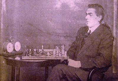 Irish Chess Champion