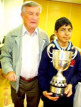 Summer Tournaments Winners 2004