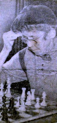 Hilda Chater