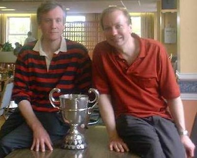 Hammel Cup upon its acquisition by the UCU