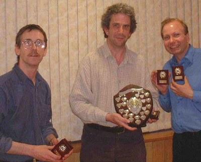 2003 Winners RVH