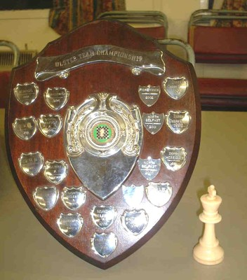 Ulster Team Shield