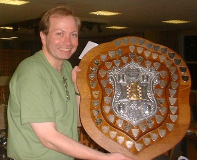 Williamson Shield prizegiving
