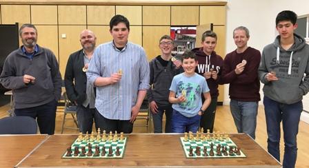 Winners Bangor Blitz Mar 2019