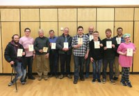 Chess season ends with rapid tournament at Bangor Chess Club