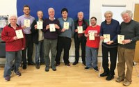Speed Chess Winners at Groomsport monthly rapidplay
